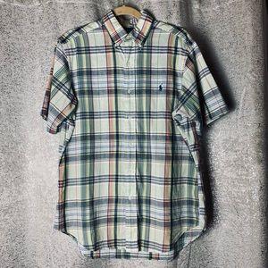 Ralph Lauren top Men's Medium short sleeve shirt